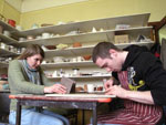 Ceramics Classes at Dragon Arts